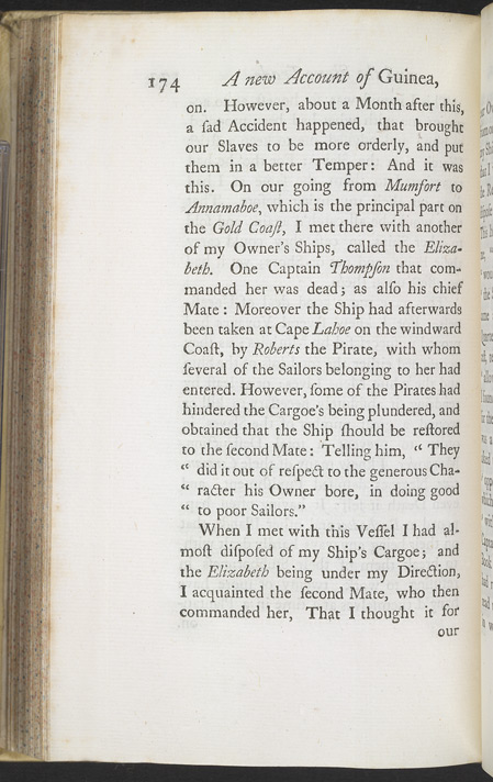 A New Account Of Some Parts Of Guinea & The Slave Trade -Page 174